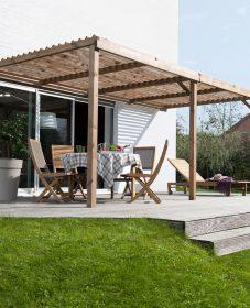 Veranda maison plain pied, veranda magazine alys beach