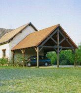 Pergola et veranda : veranda france colombage