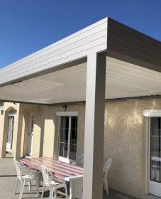 Veranda Alu Allier | Pergola Bioclimatique Vie Et Veranda