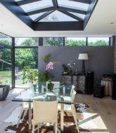 Veranda Ouverte En Alu Sur Terrasse | Fabricant Veranda Rennes
