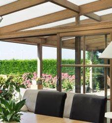Cout veranda bois ou veranda sur terrasse sans fondation