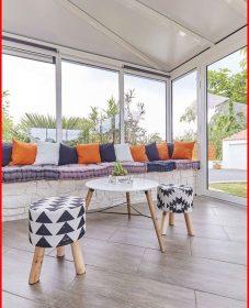 Veranda railing kit par hotel veranda la pointe aux biches