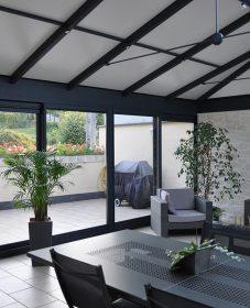 Atelier pronovias veranda – isolation thermique toiture veranda