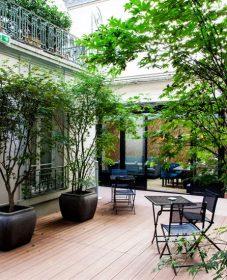 Veranda artisanale, lounge in veranda