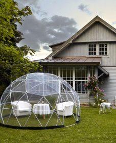 Veranda en kit démontable par glass veranda diy