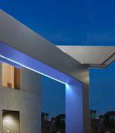 Veranda terrasse mas provençal – spot led encastrable veranda