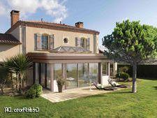 Veranda art renov par modele veranda toit tuile