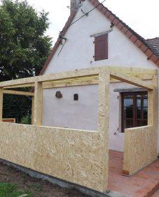 Construire Une Veranda Pas Cher Par Forum Toiture Veranda