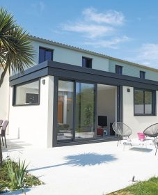 Veranda extension cuisine ou veranda metre carre habitable