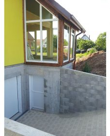 Fabriquer sa veranda en bois, veranda sur garage