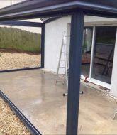 Akena veranda arnas et construire une veranda en kit