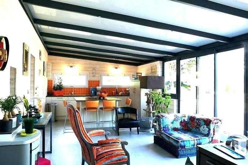 Store veranda exterieur electrique, idee veranda pour cuisine - Duplex10m2