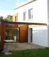 Veranda cuisine d'été – veranda declaration prealable