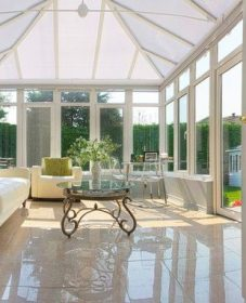 Veranda Akena Beziers, Open Veranda Tile Design