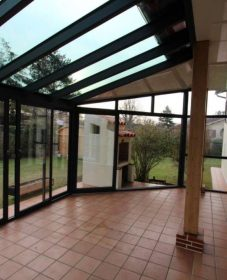 Veranda sur terrasse sans fondation – akena veranda nord pas de calais