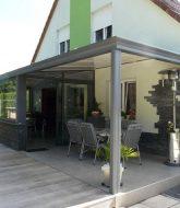 Fabricant veranda nancy par beton storten veranda