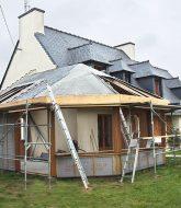 Veranda mobile home, veranda belgique avis