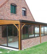 Faire veranda pas cher | realiser une veranda en bois