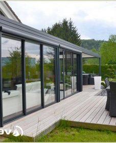 Veranda Extension Vitree : Fabricant Veranda En Kit