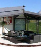 Serrures veranda alu : veranda akena opensun