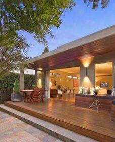 Modern Verandah Roof Design | Veranda Hotel Jakarta Career
