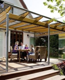 How To Design A Timber Verandah Par Veranda En Verlichting