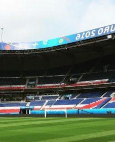 R.z Rénovation Par Rénovation Du Parc Des Princes Euro 2016