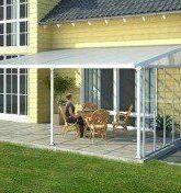Verandalux montargis par lapeyre veranda kit