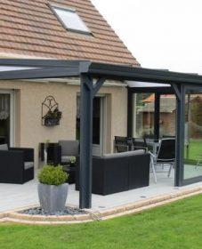 Veranda kit pas cher belgique ou veranda au nord chauffage