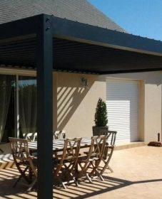 Veranda en bois maroc et construire une veranda en beton