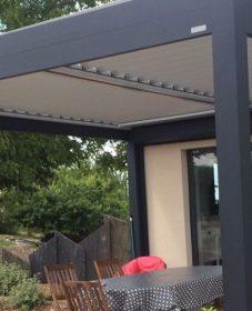 Veranda direct usine | veranda pergolas pour terrasse