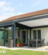 Oasis maison fermée veranda par modele veranda akena