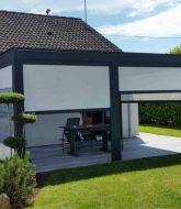 Akena veranda soldes – prix veranda en verre