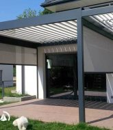 Veranda a donner belgique, fabrication veranda acier