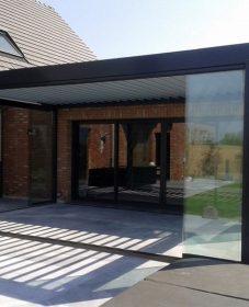 Veranda Rideau Fabricant Veranda Aluminium Et Abris De Terrasse | Veranda Nature