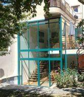 Jacuzzi på veranda, veranda acier verre prix