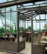 Prix veranda kit leroy merlin | véranda verrière à l'ancienne