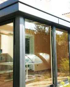 Home et veranda sennecey le grand | veranda alu d'occasion