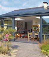 Fabricant de veranda en finistere, veranda glass extension