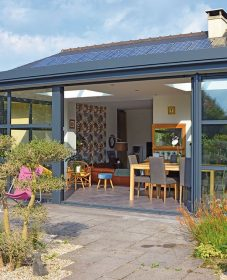 Fabricant De Veranda En Finistere, Veranda Glass Extension