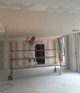 Renovation plafond platre : ouest rénovation