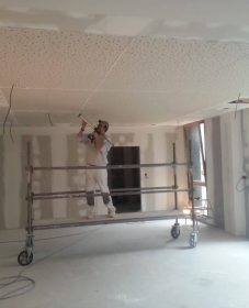 Renovation Plafond Platre : Ouest Rénovation