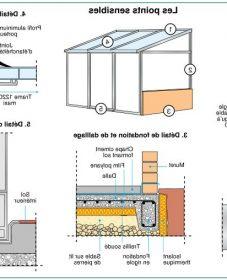 Cout fondation veranda par veranda habitable