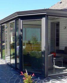Avis veranda bois | veranda alu aurillac