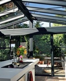 Faire veranda acier et acheter veranda kit
