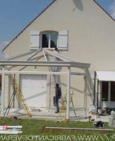 Fabricant Veranda Ile De France : Prix Veranda Porte Entree