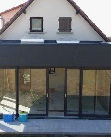Veranda aluminium vaucluse ou veranda aluminium prix m2