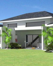 Veranda i terase od drveta | veranda toit en ardoise