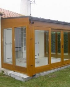 Veranda pas cher gratuit et veranda esposta a nord