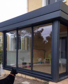 Veranda Aluminium Inconvénients | Veranda Rideau Epure